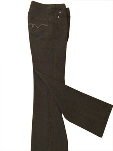 Tommy Bahama Boot Cut Jeans-Dark Rinse