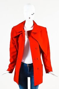 Versace Vintage Gianni Red Jacket