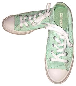 Converse Mint green Athletic