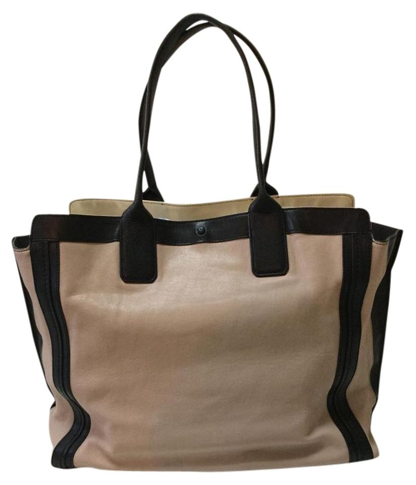 Relatively Chloé Alison Large Leather Tote - Tradesy WI93