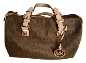 Michael Kors Grayson large Tote in Brown