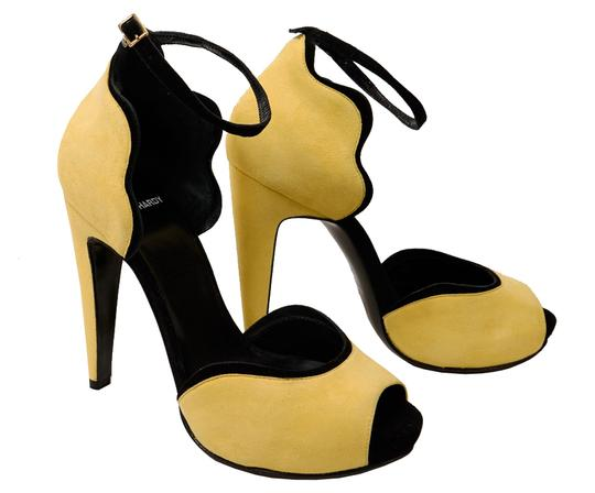 Preload https://item4.tradesy.com/images/pierre-hardy-yellow-black-suede-leather-platforms-size-us-7-regular-m-b-1803183-0-1.jpg?width=440&height=440