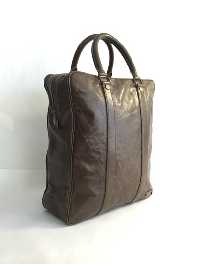 Louis Vuitton Soana Cabas Summer Tote in Gris/Brown