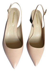 Nickcolas kirkwood Beige Pumps