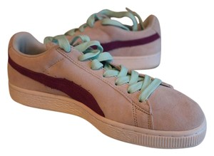 Puma Glacier Gray Grape Juice Athletic