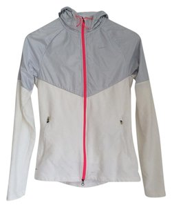 Nike Nike Dri-Fit White Running Jacket