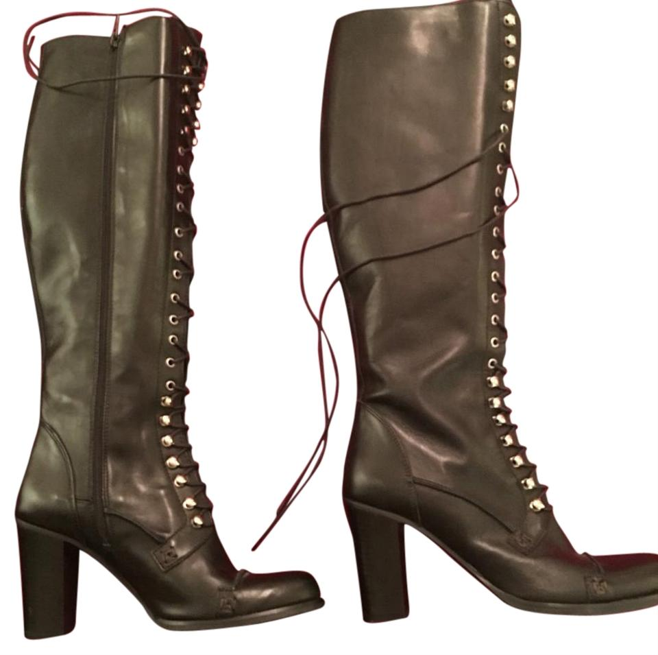 MISS Charles David Boots/Booties Black Boots/Booties David Reliable reputation 04121a