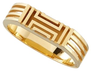 Tory Burch TORY BURCH FOR FITBIT METAL HINGED BRACELET CASE