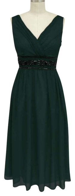 Preload https://item1.tradesy.com/images/dark-green-hunter-beaded-waist-cocktail-sizelargexl-mid-length-formal-dress-size-16-xl-plus-0x-180395-0-0.jpg?width=400&height=650