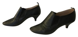 Repetto French Ballet black leather Boots