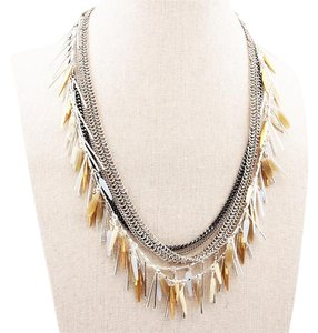 Stella & Dot NEW Stella & Dot Freya Fringe Necklace