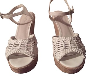 ALDO White Wedges