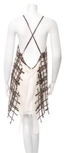 3.1 Phillip Lim short dress White multi on Tradesy