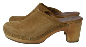 UGG Boots Camel/ LIGHT Brown Mules