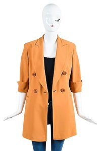Gianfranco Ferre Vintage Orange Jacket