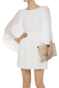 Alice + Olivia Pleated Dress