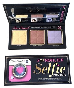 Too Faced Too Faced TFNOFILTER Selfie Powders