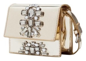 Zara Jeweled Cross Body Bag