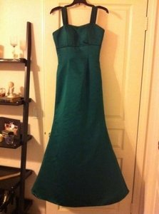 Alfred Angelo Emerald Green 7177 Dress