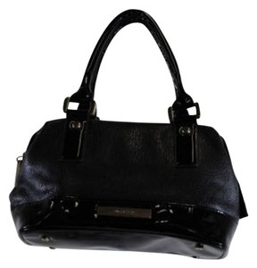 Ivanka Trump Womens Satchel in Black