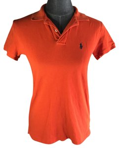 Ralph Lauren Blue Label Top Orange