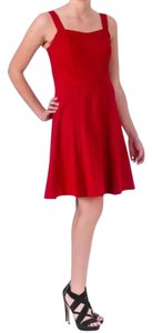 INC International Concepts short dress RED on Tradesy