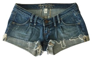 Abercrombie & Fitch Mini/Short Shorts Blue