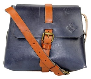 Patricia Nash Designs Oil Rubbed Leather Cross Body Bag