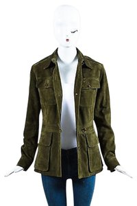 Ralph Lauren Black Label Dark Green Jacket