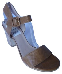 Stuart Weitzman Sandal Leather Adobe Vecchio Nappa Sandals