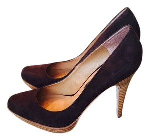 Steven by Steve Madden Dark Brown Pumps