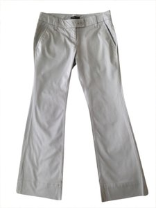 New York & Company Polished Boot Cut Pants Gray