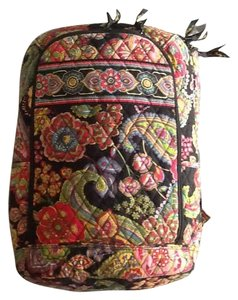 Vera Bradley Laptop Case Cotton Quilted Backpack