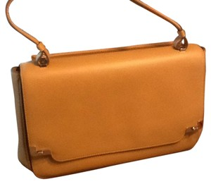 Lancel Satchel in Caramel