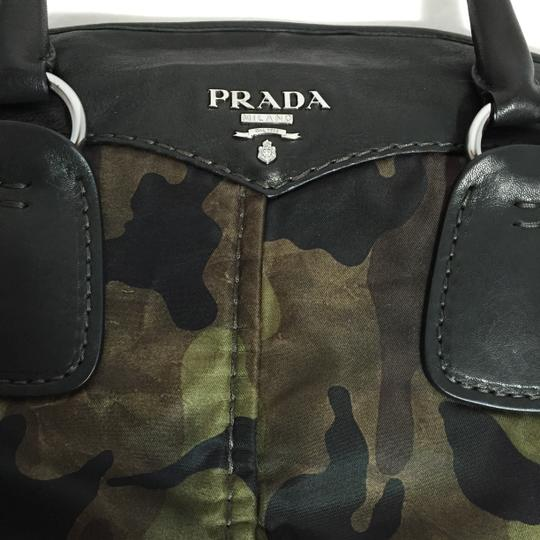 Prada Satchel in Multicolor