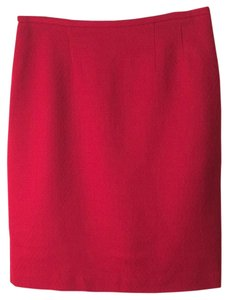 John Meyer of Norwich Skirt Red