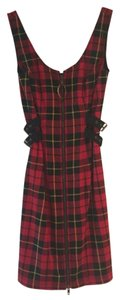 Betsey Johnson short dress Red on Tradesy