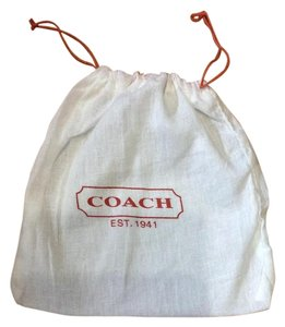 Coach Coach Dust Bag for Wallet/Wristlet