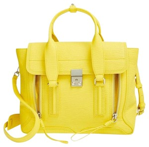 3.1 Phillip Lim New Pashli Medium Satchel in Daffodil