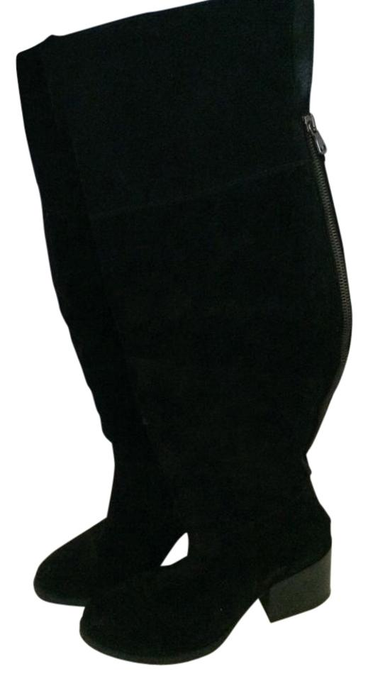 Ladies Steve Madden Black is Orabela Boots/Booties Every article described is Black available 1d2b37