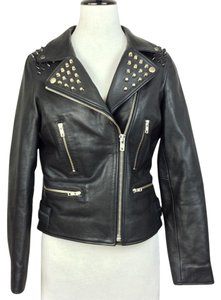 Other Biker Moto Nasty Gal American Retro Leather Jacket
