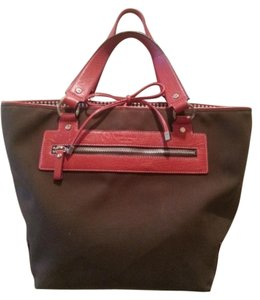 Kate Spade Red New York Tote in Brown