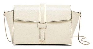 Kate Spade Crossbody Satchel in Bone