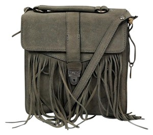 Patricia Nash Designs Suade Fringe Cross Body Bag