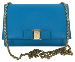 Salvatore Ferragamo Shoulder Small Cross Body Bag