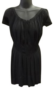 Gary Graham Silk Lbd Dress