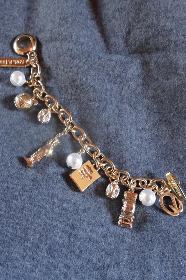 Charm Bracelet With Charms Of New York City 12