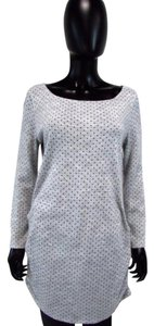 Rachel Roy Tunic Knit Cinched Sweater
