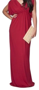 Crimson Maxi Dress by Koh Koh