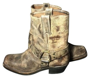 Frye 77458 Harness Brown Boots